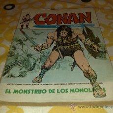 Cómics: COMIC DE CONAN , VERTICE VOL1 Nº 11. Lote 26918695