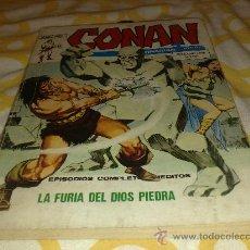 Cómics: COMIC DE CONAN , VERTICE VOL1 Nº 18 ¡ ULTIMO ¡. Lote 26918697