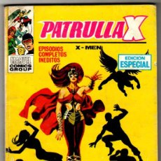Cómics: PATRULLA X V-1,X MEN, Nº 22, VERTICE 128 PGS.. Lote 23095591