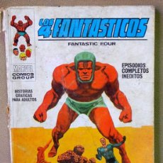 Cómics: COMIC, LOS 4 FANTASTICOS, GALACTUS EL IMPLACABLE, Nº 38, VERTICE. Lote 23607432