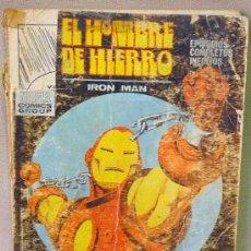 Cómics: COMIC, EL HOMBRE DE HIERRO, MORTAL VICTORIA, Nº24, VERTICE, . Lote 23607638