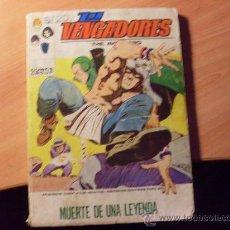 Cómics: LOS VENGADORES VOL I Nº 37 VERTICE. Lote 23131560