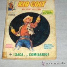 Cómics: VÉRTICE VOL. 1 KID COLT Nº 7. 1971. 25 PTS.. Lote 23218040