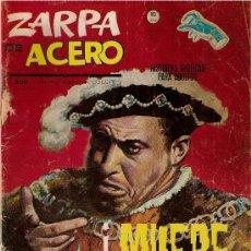 Cómics: ZARPA DE ACERO.. Lote 23346216