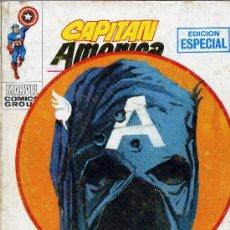 Cómics: CAPITAN AMERICA Nº4. VERTICE, 1969. PORTADA: ENRICH. Lote 23461195