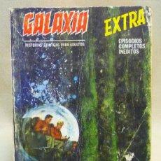 Cómics: COMIC, HISTORIAS GRAFICAS PARA ADULTOS, GALAXIA, EL PLANETA MALDITO, Nº 4, VERTICE. Lote 23811977
