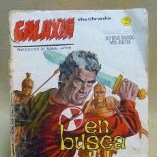 Cómics: COMIC, HISTORIAS GRAFICAS PARA ADULTOS, GALAXIA, EN BUSCA DEL NAZARENO, Nº 6, VERTICE,. Lote 23812072