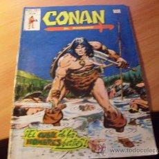 Cómics: CONAN EL BARBARO VOL 2 Nº 41 VERTICE 1980 ( H2). Lote 24010347