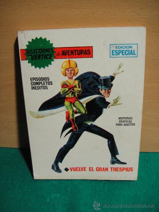 SELECCIONES VERTICE Nº 42 V1 VERTICE (Tebeos y Comics - Vértice - V.1)