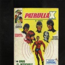 PATRULLA X Nº 4