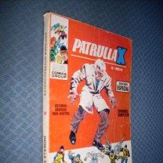 Cómics: VERTICE VOLUMEN 1 SEGUNDA EDICION PATRULLA X NUMERO 5. Lote 24657706