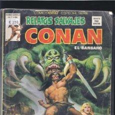 Cómics: CONAN RELATOS SALVAJES 84. Lote 24221000