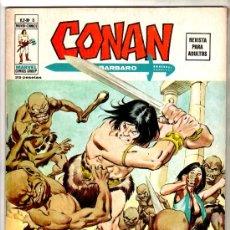 Cómics: CONAN EL BARBARO V.2 - Nº 8, VERTICE 1974, 50 PGS.. Lote 24280853