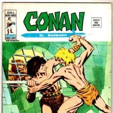 Cómics: CONAN EL BARBARO V.2 - Nº 16, VERTICE 1974, 50 PGS.. Lote 24280939