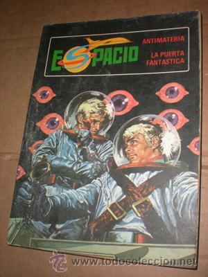 ESPACIO Nº 4 (Tebeos y Comics - Vértice - Otros)