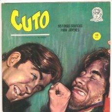 Cómics: CUTO Nº 3 - ¡BRADLEY DESENMASCARADO! - JESÚS BLASCO - EDICIONES VÉRTICE. Lote 225730940