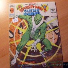 Cómics: SPIDERMAN Y CAPITAN MARVEL ESPECIAL SUPERHEROES Nº 8 ( ED VERTICE ) (COIM25). Lote 24356885