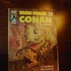 Cómics: RELATOS SALVAJES, CONAN, V.1 Nº 52. Lote 24358509