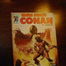 Cómics: RELATOS SALVAJES, CONAN V.1 Nº 39. Lote 24358675