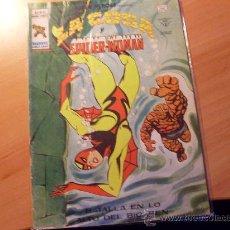 Cómics: LA COSA Y SPIDER - WOMAN SUPER HEROES VOL 2 V.2 Nº 94 ( ORIGINAL ED VERTICE 40 PTAS ) (COIM25). Lote 155632897