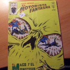 Cómics: EL MOTORISTA FANTASMA SUPER HEROES VOL 2 V.2 Nº 106 ( ORIGINAL ED VERTICE 40 PTAS ) (COIM25). Lote 155633196