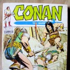 Cómics: VERTICE VOL 1 – CONAN Nº 12 – AÑO 1973 –. Lote 27273643