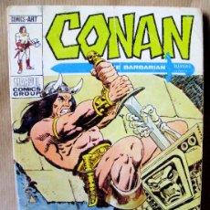 Cómics: VERTICE VOL 1 – CONAN Nº 16 – AÑO 1974 - 128 PÁGINAS. Lote 27248707