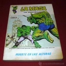 Cómics: LA MASA Nº 34