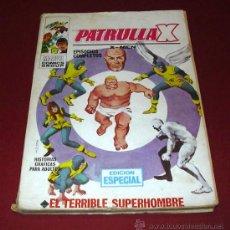 Cómics: PATRULLA X Nº 3
