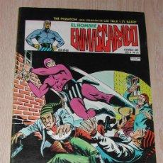 Cómics: - VERTICE - EL HOMBRE ENMACARADO - COMICS - ART - VOL. 2 - Nº. 36. Lote 26189055