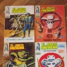 Cómics: VERTICE EL JINETE FANTASMA COMPLETA 4 Nº. Lote 26720127