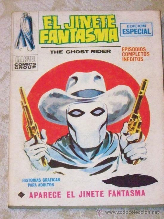 Cómics: VERTICE EL JINETE FANTASMA COMPLETA 4 Nº - Foto 2 - 26720127