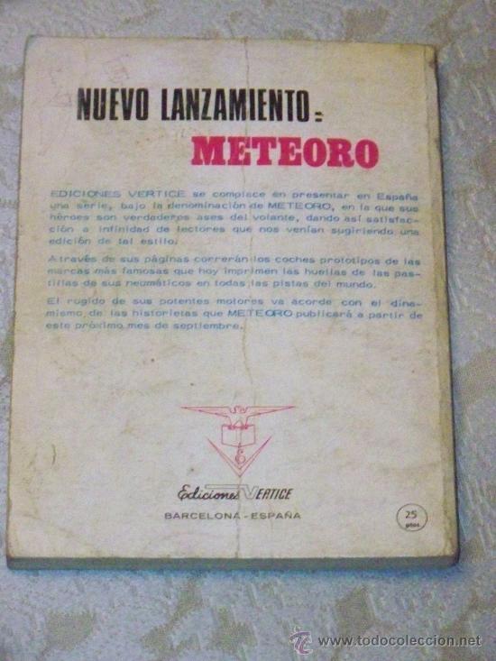 Cómics: VERTICE EL JINETE FANTASMA COMPLETA 4 Nº - Foto 5 - 26720127