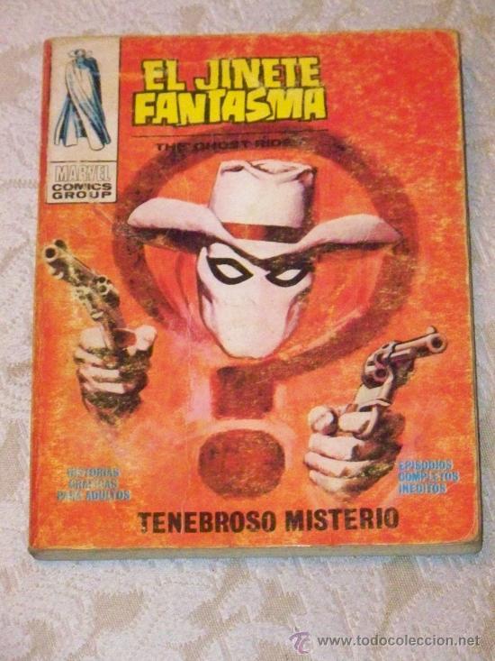 Cómics: VERTICE EL JINETE FANTASMA COMPLETA 4 Nº - Foto 6 - 26720127