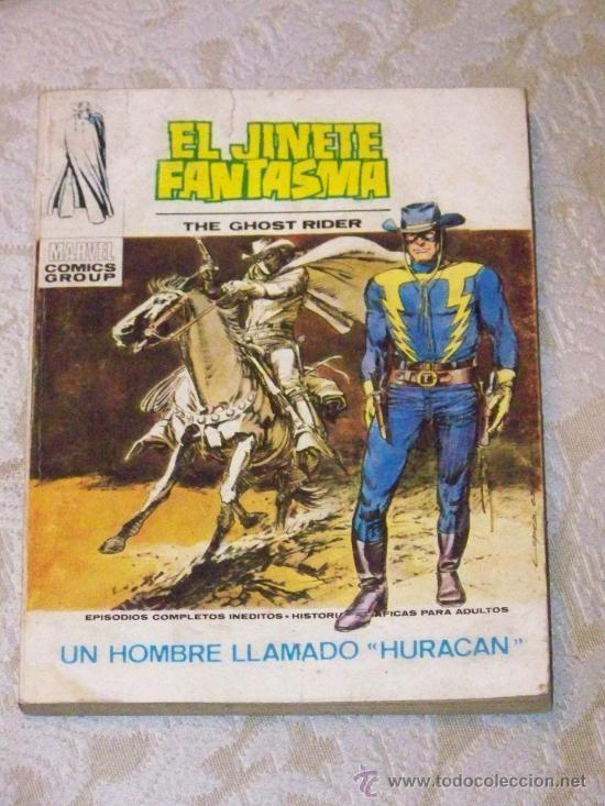 Cómics: VERTICE EL JINETE FANTASMA COMPLETA 4 Nº - Foto 8 - 26720127