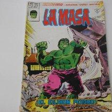 Comics: LA MASA. V 3. Nº 39. Lote 24786506