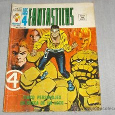 Cómics: VÉRTICE VOL. 2 LOS 4 FANTÁSTICOS Nº 24. 35 PTS. 1976.. Lote 25255918