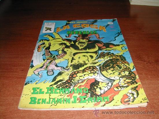 ED. VERTICE MUNDI COMICS VOL 2 Nº 114 - SUPER HEROES PRESENTA: LA COSA Y HERCULES REFª (JC) (Tebeos y Comics - Vértice - Super Héroes)