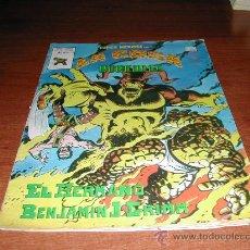 Cómics: ED. VERTICE MUNDI COMICS VOL 2 Nº 114 - SUPER HEROES PRESENTA: LA COSA Y HERCULES REFª (JC). Lote 25629248