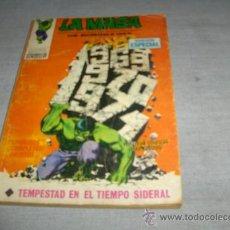 Comics : VÉRTICE VOL. 1 LA MASA Nº 16. 1971. 25 PTS. . Lote 26015330