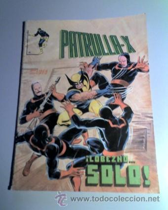 PATRULLA X DE VÉRTICE (SURCO) #4 (Tebeos y Comics - Vértice - Surco / Mundi-Comic)