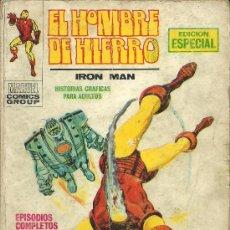 Cómics: Nº 17 HOMBRE DE HIERRO DEFECTO MUY BUEN PRECIO. Lote 27405568