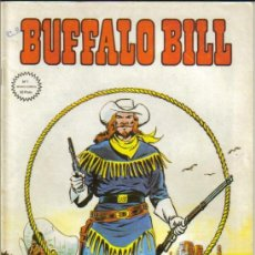 Cómics: BUFFALO BILL ( VERTICE ) ORIGINAL 1981 LOTE. Lote 26269676