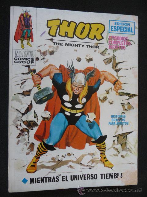 THOR. Nº 18. VÉRTICE. TACO. 25 PTAS (Tebeos y Comics - Vértice - Thor)