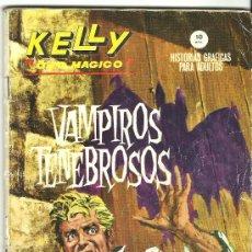 Cómics: KELLY OJO MAGICO Nº 6 VERTICE GRAPA. Lote 26851175