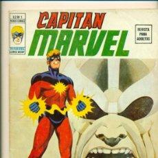 Cómics: CAPITAN MARVEL VOLUMEN 2 - Nº 1 - ORIGINAL DE VERTICE - MUNDI COMICS Nº 14 -. Lote 33476182