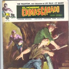 Cómics: HOMBRE ENMASCARADO, EL FANTASMA, ,VARIOS NºS VERTICE VOL 1 Y VOL. 2 . Lote 27001894
