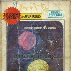 Cómics: (COM-1256)COMIC SELECCIONES VERTICE DE AVENTURAS EL FINAL DE LA LUCHA Nº78-25 PTS. Lote 27068609