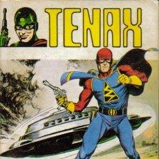 Cómics: TENAX (VERTICE) ORIGINALES 1972-1973 LOTE. Lote 27095144