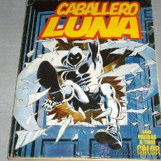 Cómics: VÉRTICE SURCO RETAPADO CABALLERO LUNA Nº 1. 350 PTS. 1981. . Lote 27283219